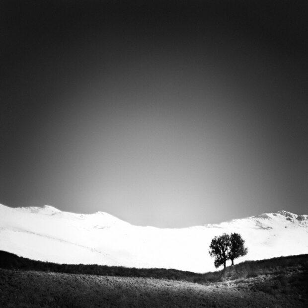Snow On My Shoulders © Julia Anna Gospodarou 2012