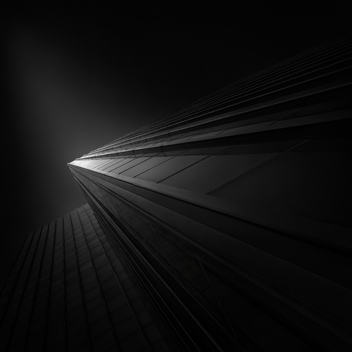 Ode to Black   Black Hope III - Animus Black © Julia Anna Gospodarou 2013