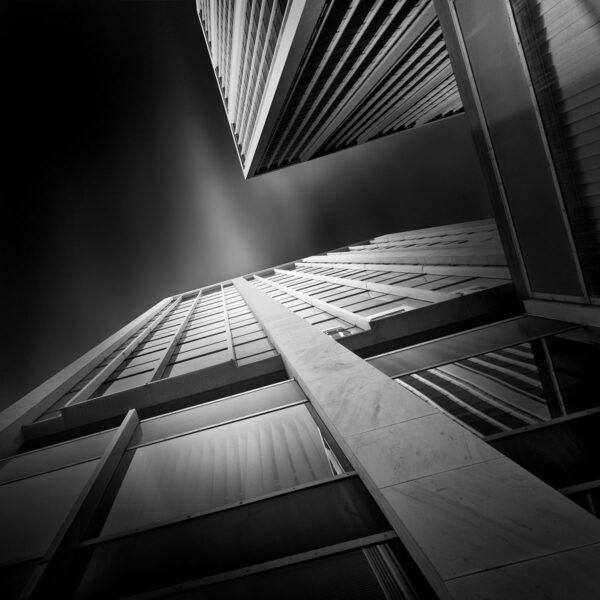 A Path To The Sky I - The Tower © Julia Anna Gospodarou 2012