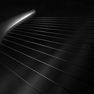 Like A Harp's Strings V - Strings © Julia Anna Gospodarou 2012