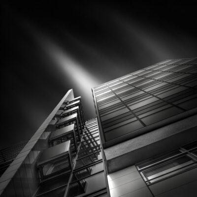 A Path To The Sky III - Stroke of Light © Julia Anna Gospodarou 2012