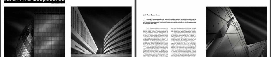 Cover and Portfolio Feature in iPressphoto Magazine