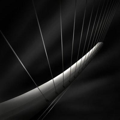Like A Harp's Strings IV - Radiating © Julia Anna Gospodarou 2012