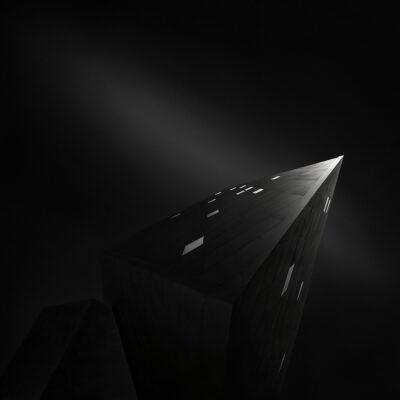 Ode to Black (Black Hope) II - Anima Black © Julia Anna Gospodarou