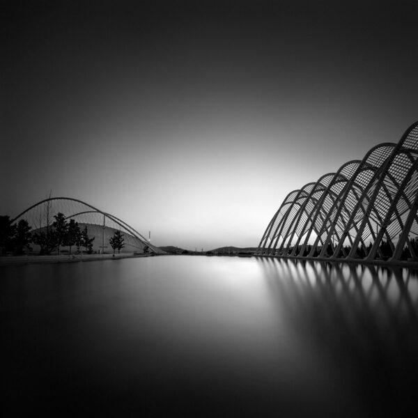 Mirrored Transparencies © Julia Anna Gospodarou 2013 - Topaz Labs - B&W Effects 2 Full Review