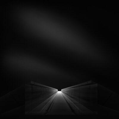 Ode to Black (Black Hope) IV - Shadow Black © Julia Anna Gospodarou 2013