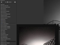 Topaz Labs B&W Effects - Presets Panet