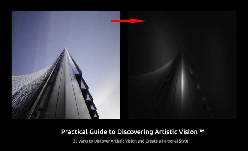 Practical Guide to Discovering Artistic Vision & Creating Personal Style™ © Julia Anna Gospodarou