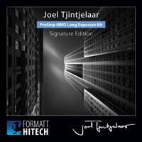Joel Tjintjelaar Signature Edition - Formatt Hitech ProStop IRND Long Exposure Kit