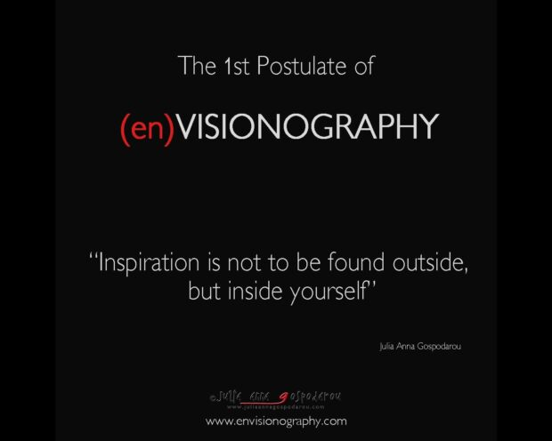 postulates of envisionography - 1st - Postulates of envisionography