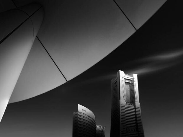 1st (en)Visionography Prize - Akira Takaue - The Portal for Urban Disctrict
