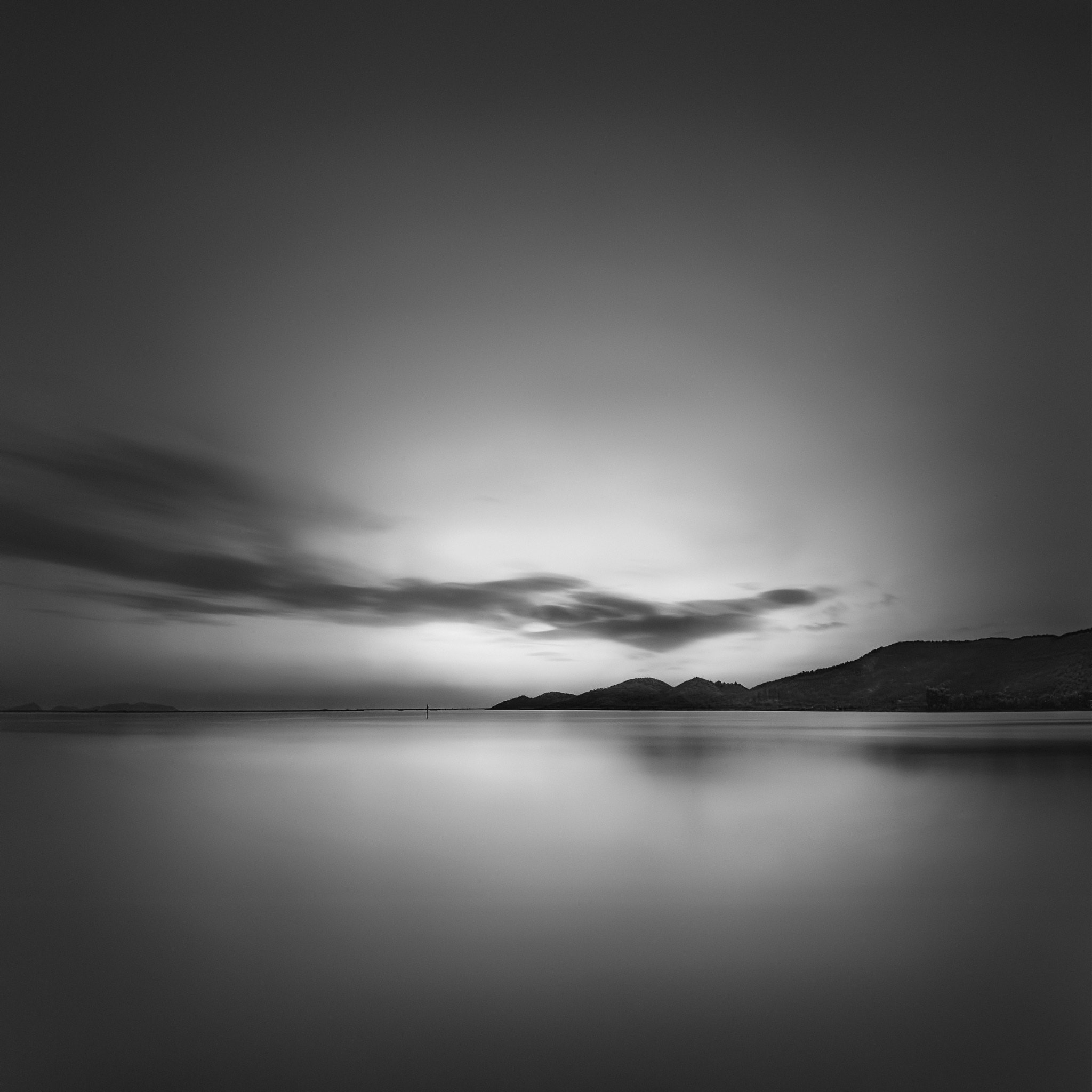 The Meaning of Black and White - Sea of Devotion I - © Julia Anna Gospodarou - Aetoliko Messolonghi Greece