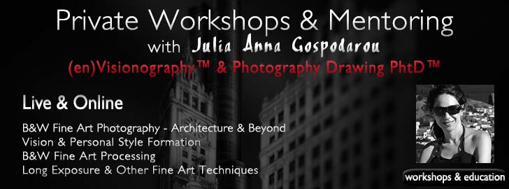 Workshops & Mentoring with Julia Anna Gospodarou