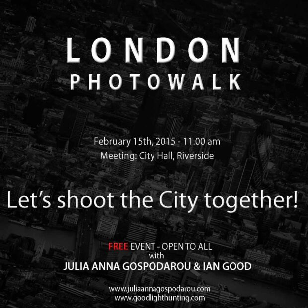 London Photowalk 2015