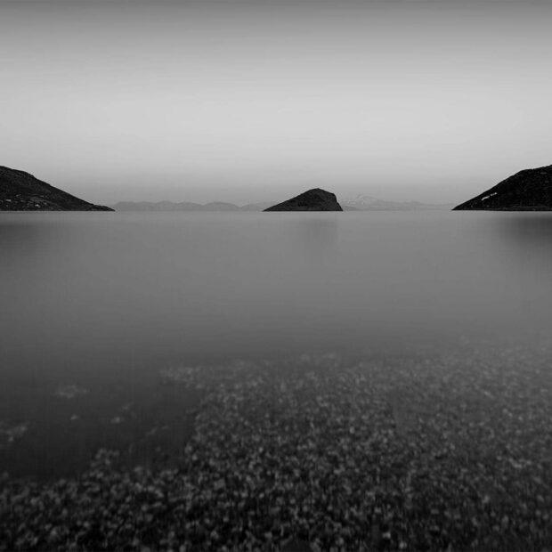 Sea of Devotion II © Julia Anna Gospodarou - Straightforward B&W Conversion