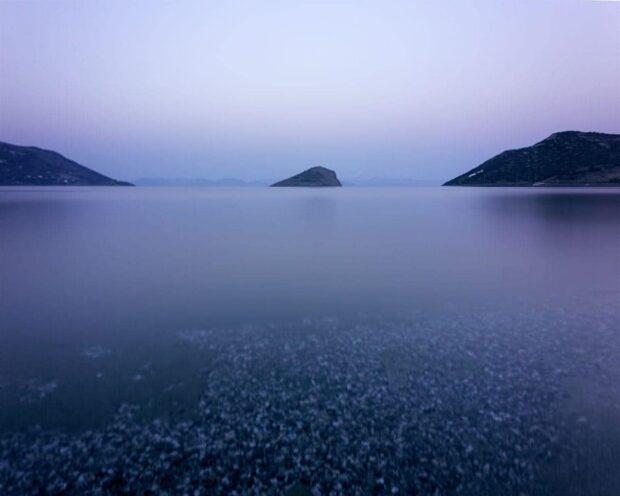 Sea of Devotion II © Julia Anna Gospodarou - RAW Version