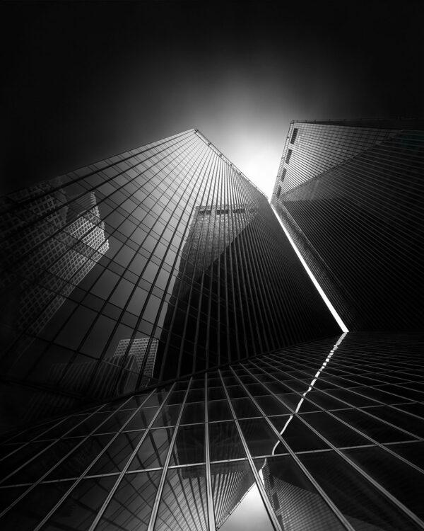 Equivalents I - Pennzoil Place Houston I© Julia Anna Gospodarou