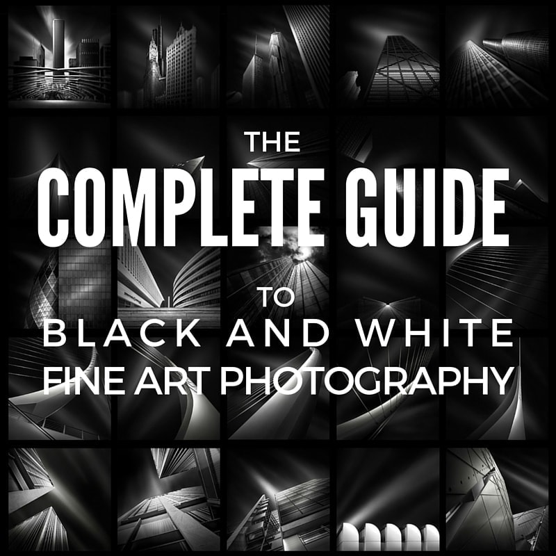 The Guide to Black and White Fine Art Photography by Julia Anna Gospodarou