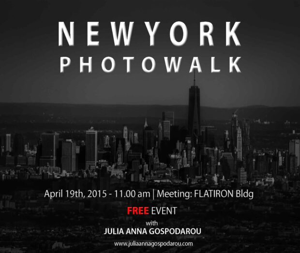 New York City Photowalk 2015