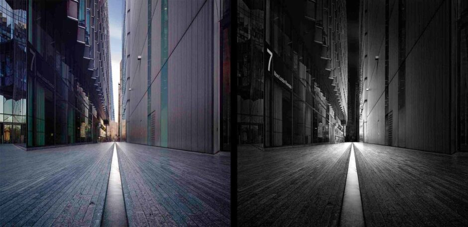 Equivalents II - Before and After or how to use imagination in fine art photography
