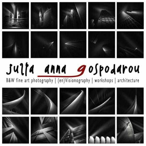 www.juliaannagospodarou.com - Official Site and Blog Launch