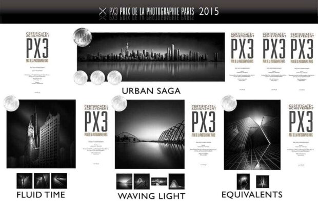PX3 Awards 2015 - Prix de la Photographie Paris