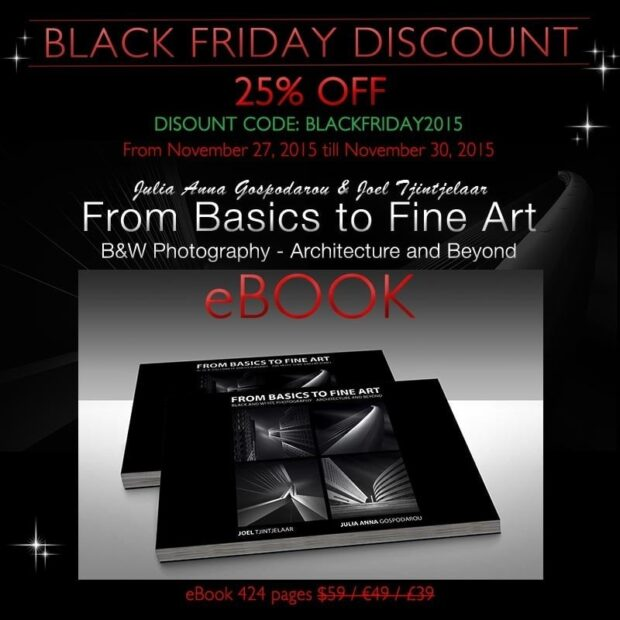 Black Friday 2015 banner From Basics to Fine Art Book