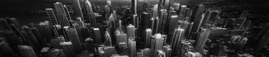 Rooftop Stories - Chicago Skyline © Julia Anna Gospodarou
