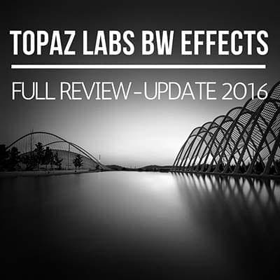 Topaz BW Effects Full Review