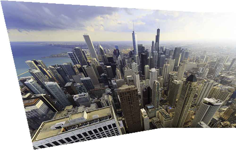 Urban Saga III - Straightforward Panorama stitch in Photoshop