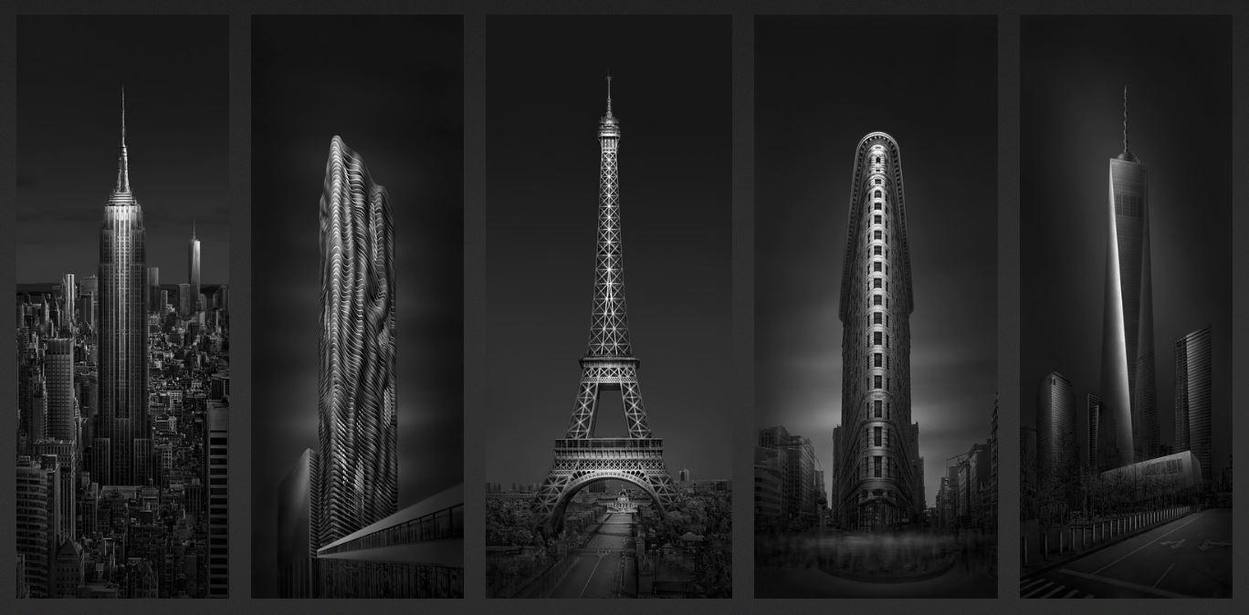 Urban Saga Series © Julia Anna Gospodarou