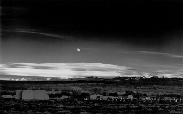 Famous photographs_Ansel Adams