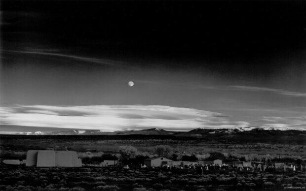 Famous photographs_Ansel Adams