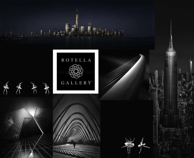 Rotella Gallery Large Limited Edition Prints Collection