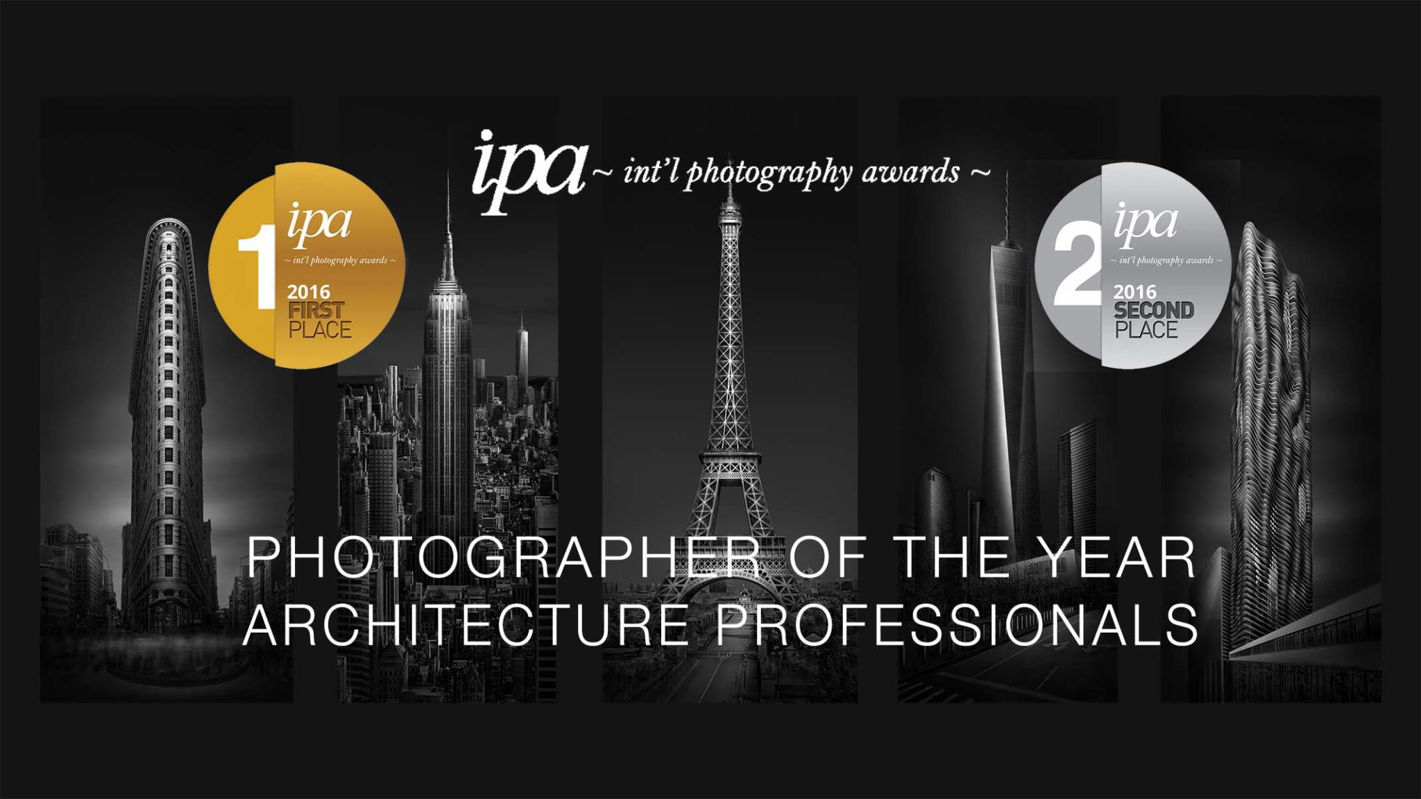 Julia Anna Gospodarou - IPA 2016 Photographer of the Year Architecture Professionals International Photography Awards