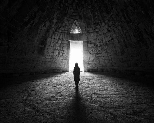 Unknown Prophecy © Julia Anna Gospodarou 2016 - Being vulnerable in art