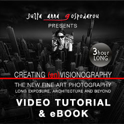 Creating enVisionography video tutorial - Long exposure, architecture, fine art photography