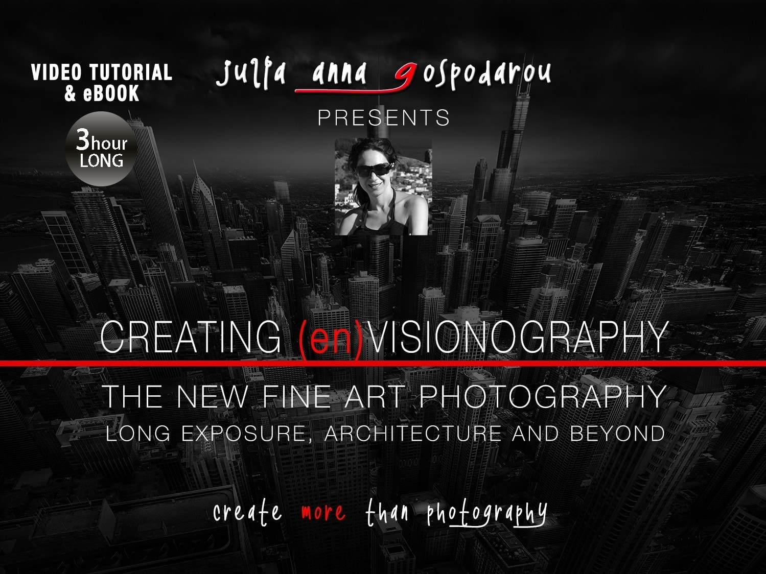 Long Exposure Architecture Fine Art Photography - Creating enVisionography