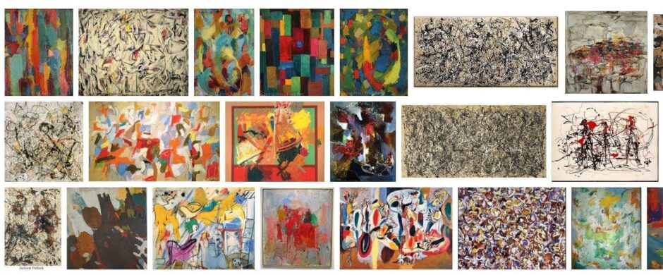 Abstract Expressionism - Paintings - 1940-1960