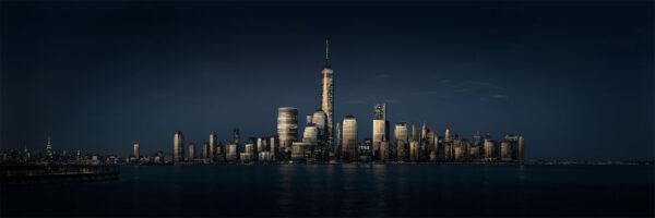 Manhattan Blues - New York © Julia Anna Gospodarou
