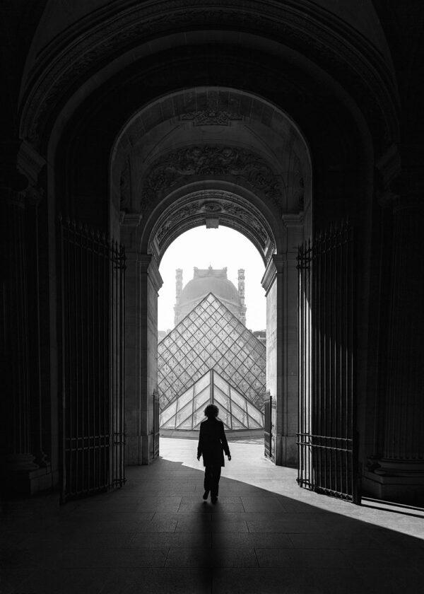 Oneness - Louvre Museum ©Julia Anna Gospodarou