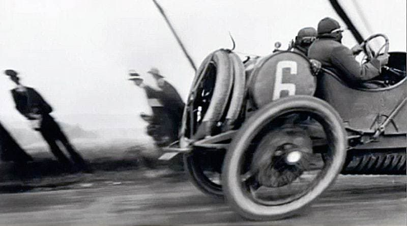 Grand Prix 1912 - Jacques Henri Lartigue