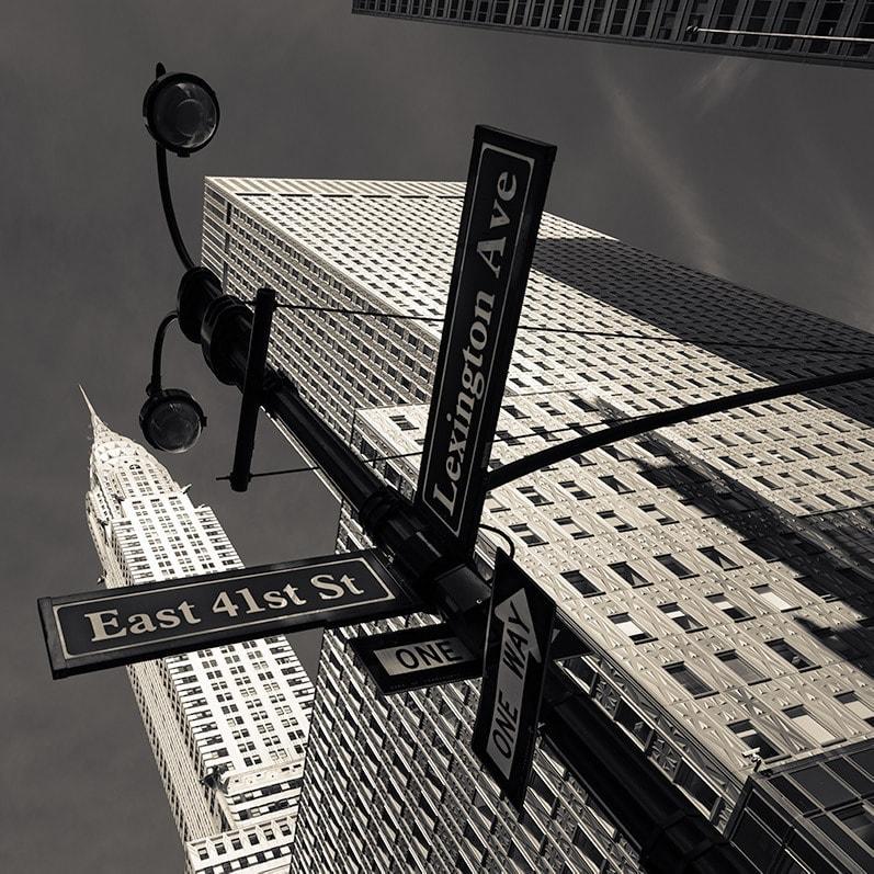 Julia Anna Gospodarou_Chrysler Building New York