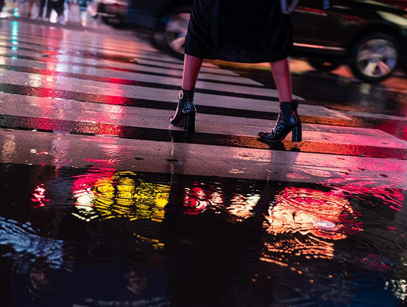 Julia Anna Gospodarou_New York in Color Study No 01