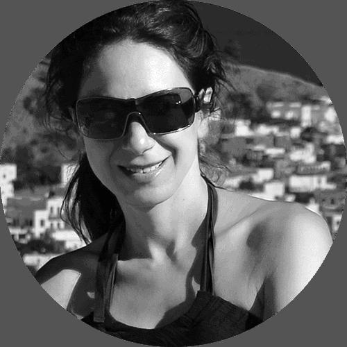 Julia Anna Gospodarou Fine Art black and white photographer