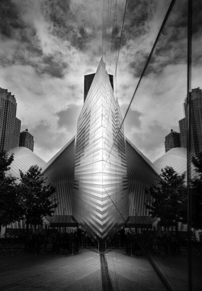 Julia Anna Gospodarou_Twin Flames - B&W version_New York