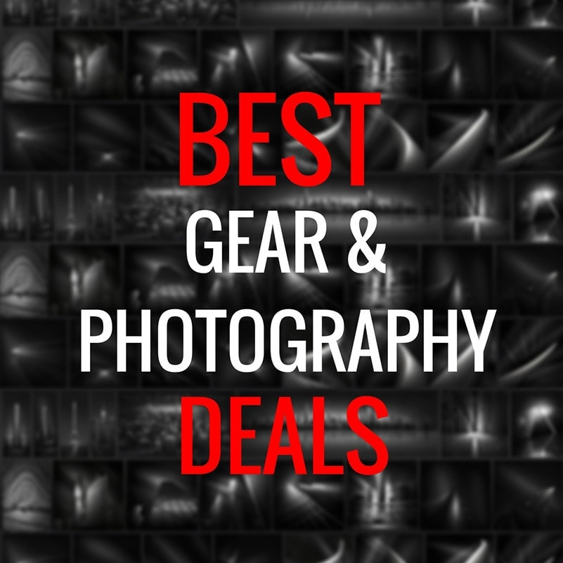 Best gear and photography deals