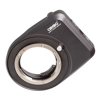 Cambo CA-GFX Canon EF Lens to Fujifilm GFX Electronic Adapter
