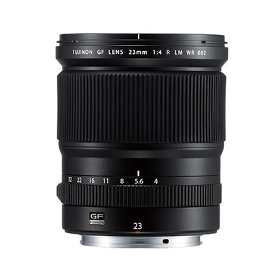 FUJINON GF23mmF4 R LM WR Wide angle Lens (18mm in 35mm format equivalent)