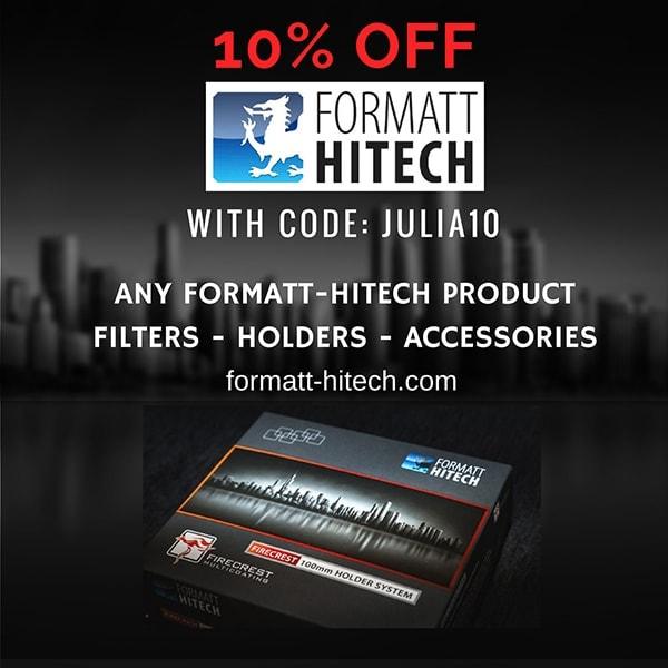 Formatt-Hitech 10 off